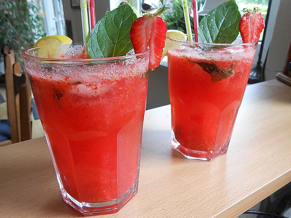Erdbeer Mojito Chefkoch