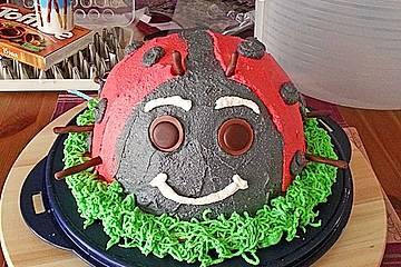 Kinder-Geburtstagstorte
