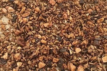 Low Carb Granola-Müsli