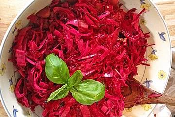 Rindfleisch-Rote Bete Salat