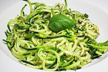 zucchini nudel