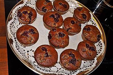 Mohnmuffins