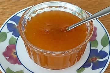 Roibusch-Aprikosen-Marmelade