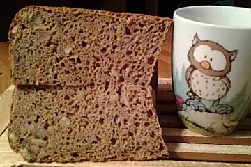Dinkel-Buttermilchbrot für Brotbackautomat
