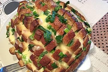 Käse-Zupfbrot