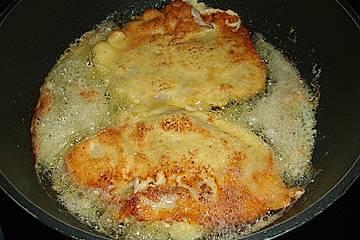 Parmesanschnitzel