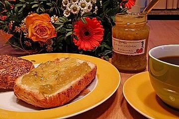 Stachelbeer-Ananas-Marmelade
