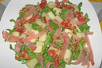 Spargel - Rucola Salat