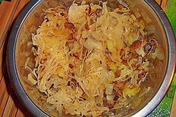 Panschkraut / Kartoffelkraut