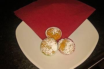 Mini-Vanillemuffins
