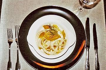 Fenchel - Orangen Salat