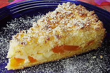 Mandarinen - Kokos Kuchen