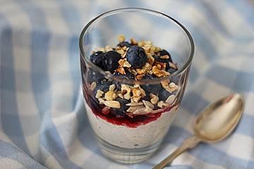 Overnight oats - Porridge