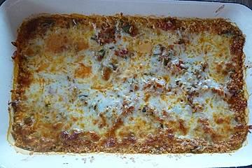 Letscho-Quinoa-Auflauf