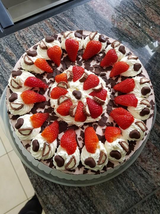 Yogurette Torte Ohne Erdbeeren Rezepte Chefkoch De