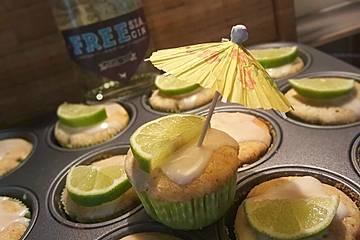 Gin Tonic Muffins