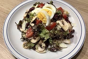 Super-Sattmacher-Salat à la fitdurchfitline