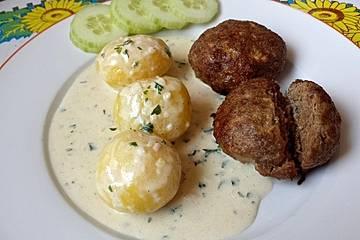 Nordische Sahnekartoffeln