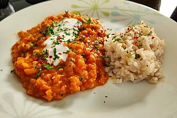 Dhal - Rote Linsen