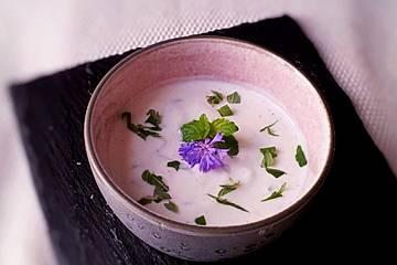 Indische Pfefferminz-Joghurt-Sauce