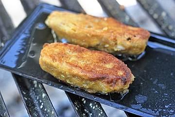 Vegetarische Cevapcici für den Grill