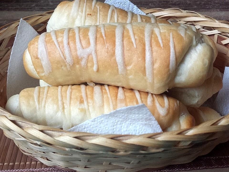 Slanci - Brotstangen mit Salzlage