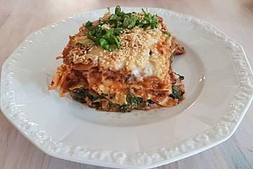 Die ultimative vegane Lasagne