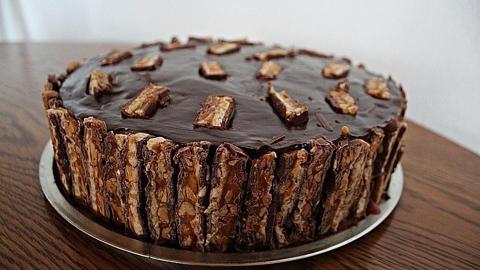 Snickers-Kuchen von yasiliciousDE | Chefkoch