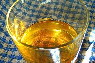 Melissen-Limetten-Sirup