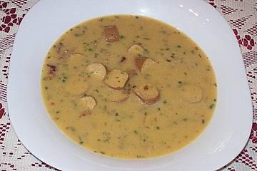 Pommersche Kartoffelsuppe