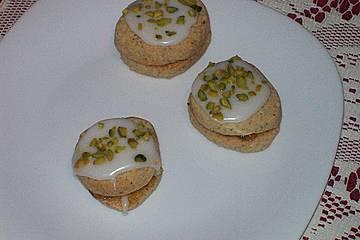Zitronige Kekse