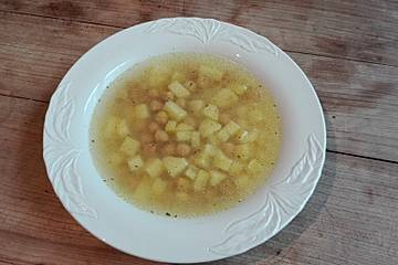 Kichererbsen-Kartoffel-Eintopf