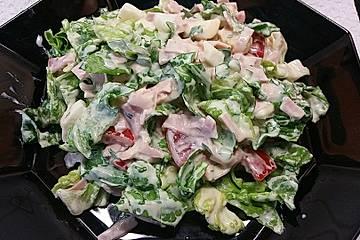 Sommer-Fleischsalat