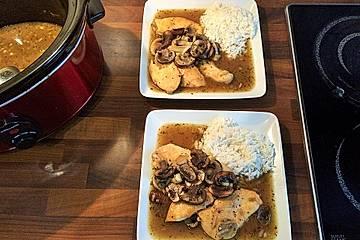 crock pot rezepte und hahnchenbrust