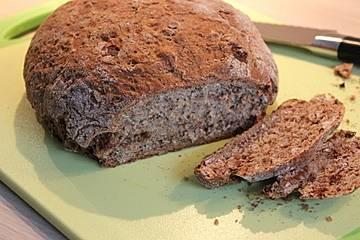 Schoko-Müsli-Brot