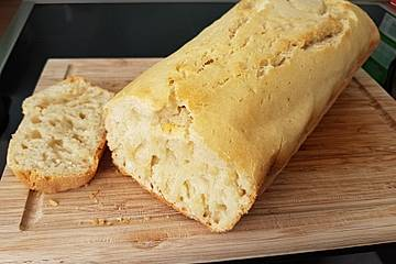 Brot mit Backpulver