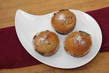 Mirabellen-Marzipan-Muffins