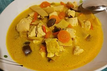 Low Carb Putencurry