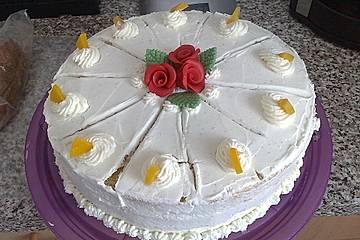 Junggesellen - Torte