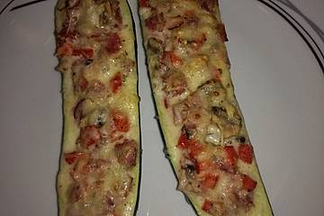 Pizza-Boot
