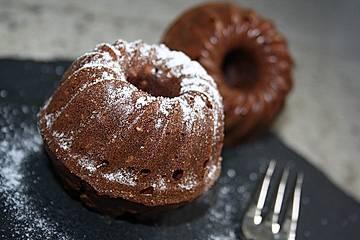 Schoko-Haferflocken-Muffins