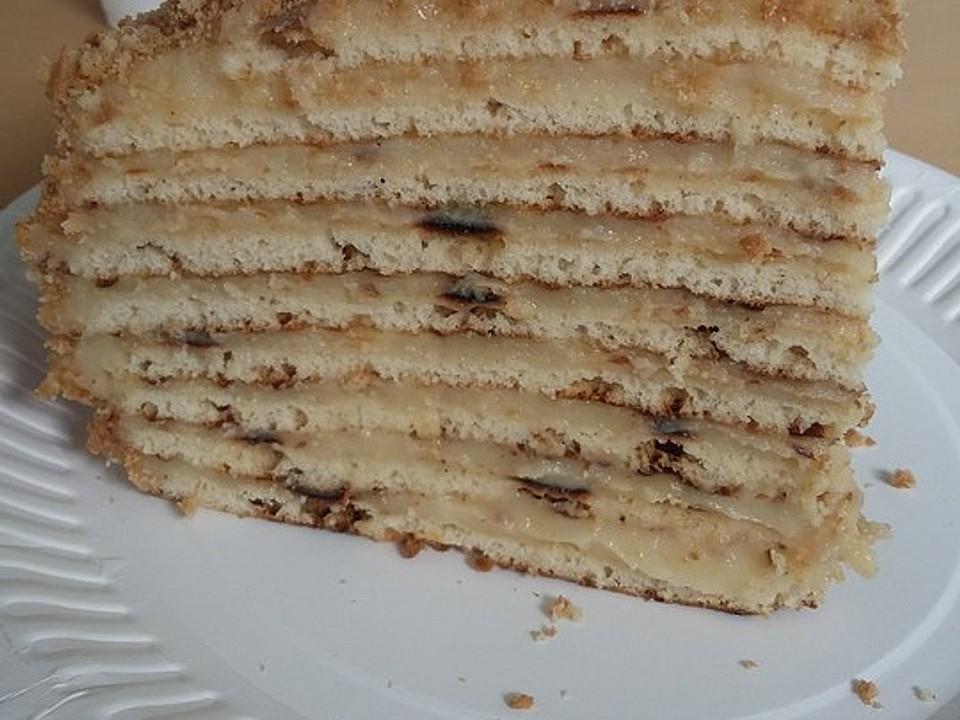 Napoleonkuchen