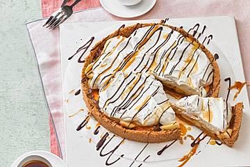 Banoffee-Kuchen - ohne Backen