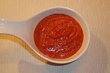 Frischer Tomaten - Coulis