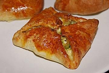 Käse - Paprika - Taschen