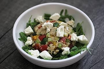 Couscous Salat Spicy