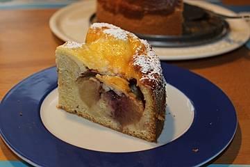Bratapfel-Kuchen