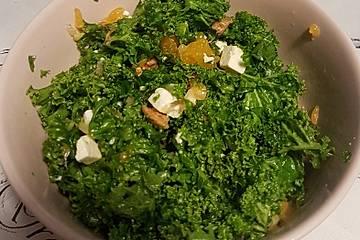 Friesischer Grünkohlsalat