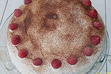 Himbeer - Mascarpone - Torte