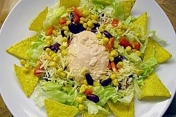 Tortilla - Salat